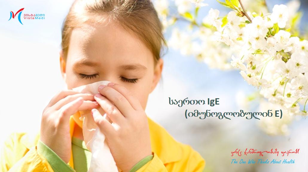 IgE (Immunoglobulin E)